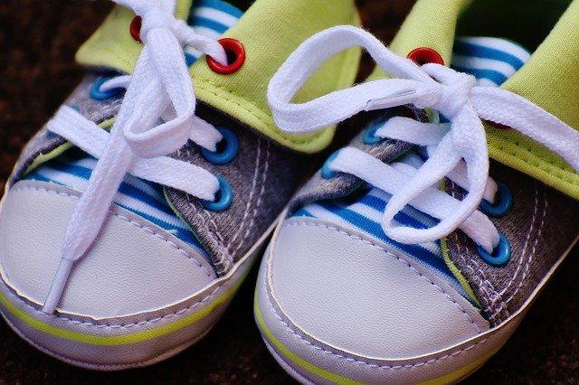 dětské tenisky)¨