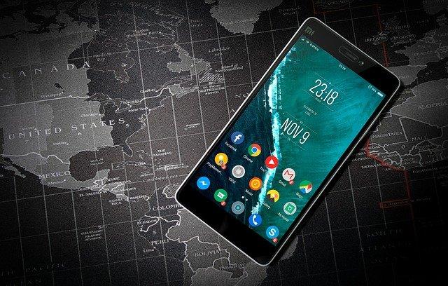 mobilní aplikace