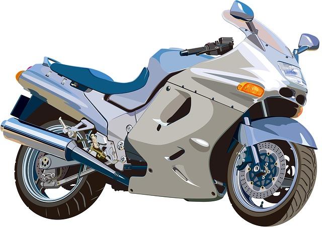 silniční motocykl