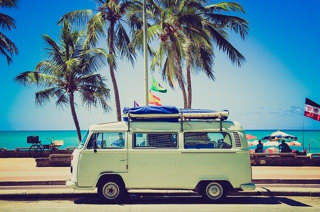 volkswagen na dovolenou