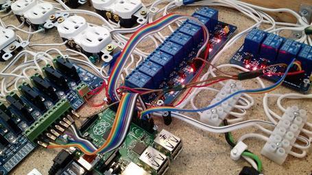 propojení elektra